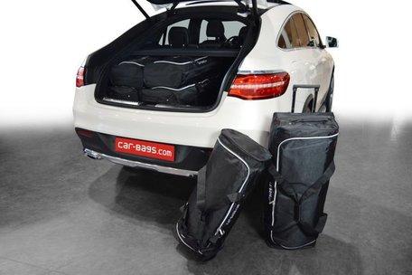 Car-Bags | Mercedes GLE Coupé | (C292) vanaf 2015 | Auto reistassen
