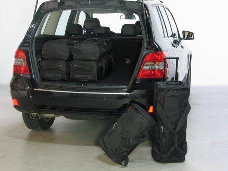 Car-Bags | Mercedes GLK | (X204) van 2008 tot 2015 | Auto reistassen