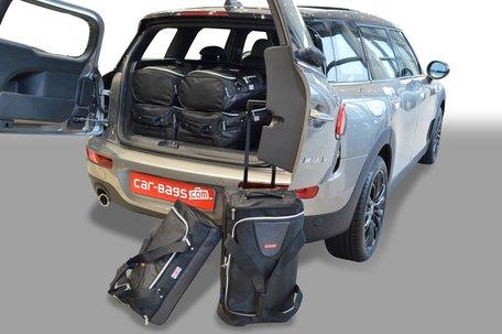 Car-Bags | Mini Clubman | vanaf 2015 | Auto reistassen | met Britse Vlag