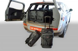 Car-Bags | Mini Clubman | vanaf 2015 | Auto reistassen | zonder Britse Vlag