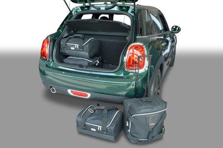 Car-Bags | Mini One/Cooper | vanaf 2014 | Auto reistassen | met Britse Vlag