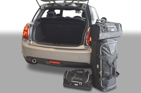 Car-Bags | Mini One/Cooper | vanaf 2014 | Auto reistassen | zonder Britse Vlag