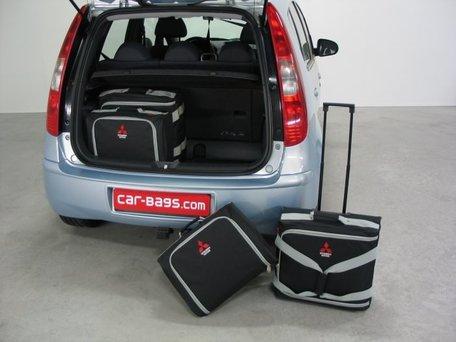Car-Bags | Mitsubishi Colt | 2004 tot 2009 | Auto reistassen