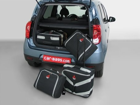 Car-Bags | Mitsubishi Colt | Facelift | 2009 tot 2013 | Auto reistassen