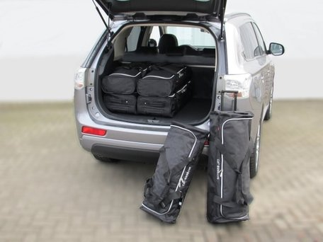 Car-Bags | Mitsubishi Outlander PHEV | vanaf 2013 | Auto reistassen