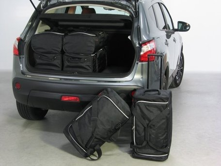 Car-Bags | Nissan Qashqai | 2007 tot 2014 | Auto reistassen