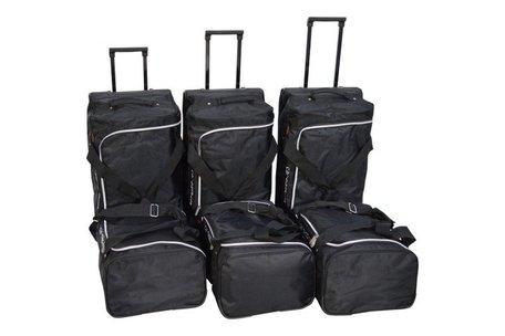 Car-Bags | Nissan Qashqai+2 | 2010 tot 2014 | Auto reistassen