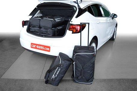 Car-Bags | Opel Astra 5-deurs | K vanaf 2015 | Auto reistassen