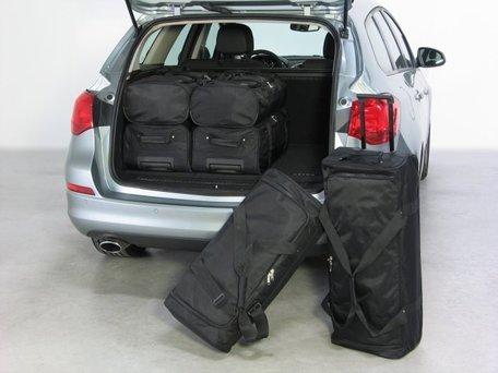Car-Bags | Opel Astra J Sports Tourer | 2010 tot 2016 | Auto reistassen