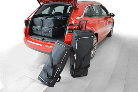 Car-Bags | Opel Astra K Sports Tourer | vanaf 2016 | Auto reistassen