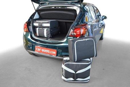 Car-Bags | Opel Corsa E 5-deurs | vanaf 2014 | Auto reistassen