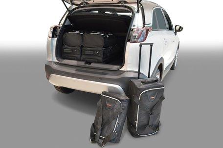 Car-Bags | Opel Crossland X | vanaf 2017 | Auto reistassen