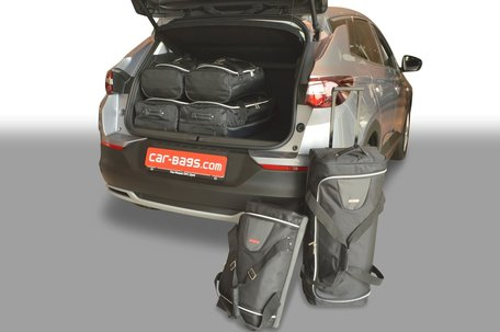 Car-Bags | Opel Grandland X | vanaf 2017 | Auto reistassen