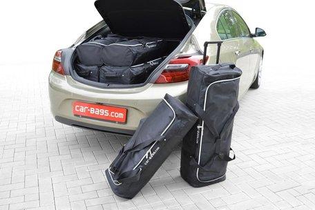 Car-Bags | Opel Insignia 5-deurs | 2008 tot 2017 | Auto reistassen