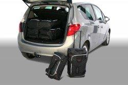Car-Bags | Opel Meriva | B van 2010 tot 2017 | Auto reistassen