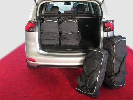 Car-Bags | Opel Zafira Tourer C | vanaf 2011 | Auto reistassen