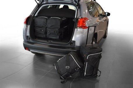 Car-Bags | Peugeot 2008 | vanaf 2014 | Auto reistassen