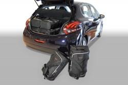 Car-Bags | Peugeot 208 | 5-deurs vanaf 2012 | Auto reistassen
