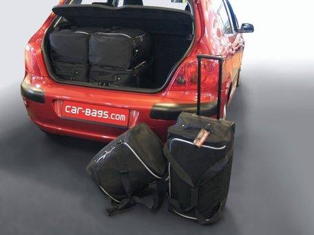 Car-Bags | Peugeot 307 | 3d. & 5d. | 2001 tot 2007 | Auto reistassen