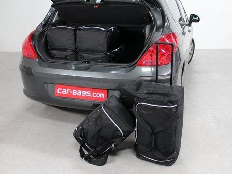 Car-Bags | Peugeot 308 | 3d. & 5d. | 2007 tot 2013 | Auto reistassen