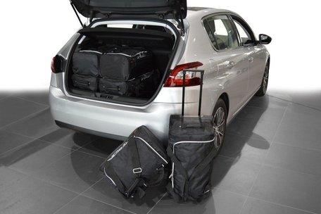 Car-Bags | Peugeot 308 | 5-deurs vanaf 2013 | Auto reistassen
