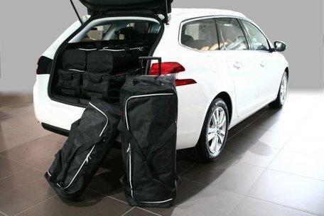 Car-Bags | Peugeot 308 SW | vanaf 2013 | Auto reistassen