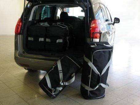 Car-Bags | Peugeot 5008 | 2009 tot 2017 | Auto reistassen