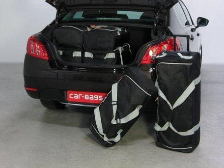 Car-Bags | Peugeot 508 Sedan | 2011 tot 2018 | Auto reistassen