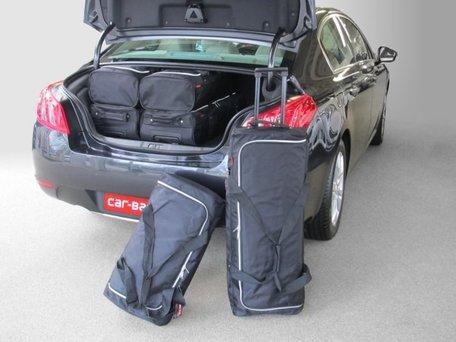 Car-Bags | Peugeot 508 Sedan | Hybrid van 2012 tot 2018 | Auto reistassen