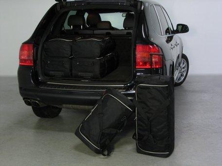 Car-Bags | Porsche Cayenne | 2002 tot 2010 | Auto reistassen