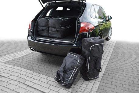 Car-Bags | Porsche Cayenne | 2010 tot 2017 | Auto reistassen