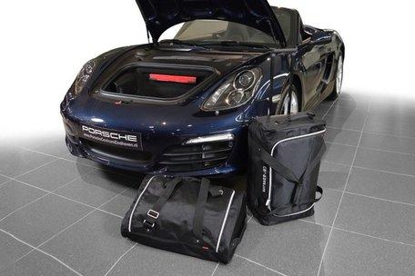 Car-Bags | Porsche Cayman (987/981/718) | 2004 tot 2016 | Auto reistassen