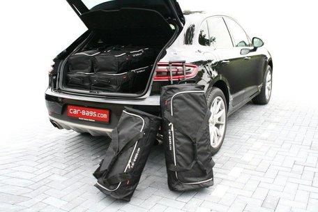 Car-Bags | Porsche Macan | vanaf 2014 | Auto reistassen