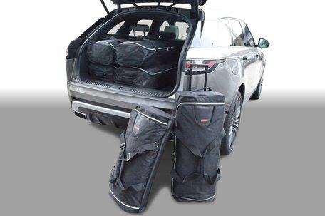 Car-Bags | Range Rover Velar | vanaf 2017 | zonder reservewiel | Auto reistassen