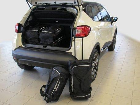 Car-Bags | Renault Captur | vanaf 2014 | Auto reistassen