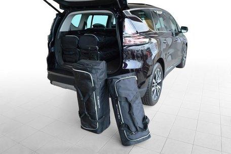 Car-Bags | Renault Espace | vanaf 2015 | Auto reistassen