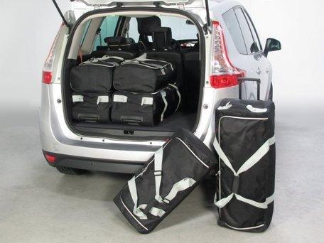 Car-Bags | Renault Grand Scenic III | 2009 tot 2016 | Auto reistassen