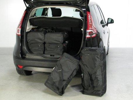 Car-Bags | Renault Scenic III | 2009 tot 2016 | Auto reistassen