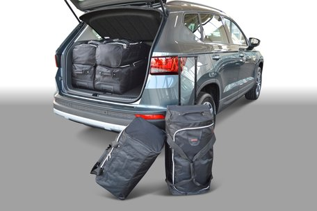 Car-Bags | Seat Ateca | vanaf 2016 | lage laadvloer | Auto reistassen