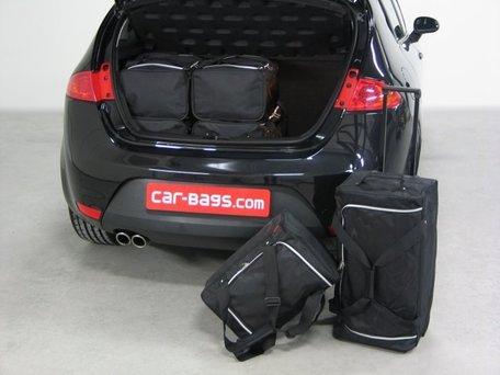 Car-Bags | Seat Leon | 3d. & 5d. | 2005 tot 2012 | Auto reistassen