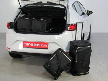 Car-Bags | Seat Leon | 3d. & 5d. | vanaf 2012 | Auto reistassen