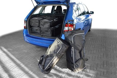 Car-Bags | Skoda Fabia III Combi | vanaf 2015 | Auto reistassen