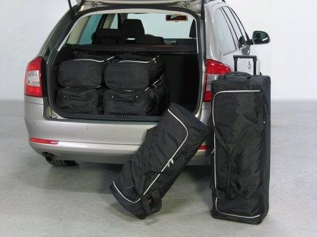 Car-Bags | Skoda Octavia II Combi | 2005 tot 2013 | Auto reistassen