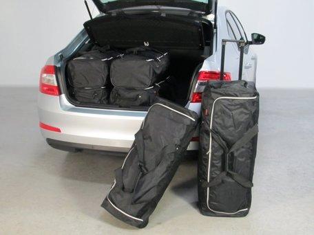 Car-Bags | Skoda Octavia III | 5-deurs vanaf 2013  | Auto reistassen