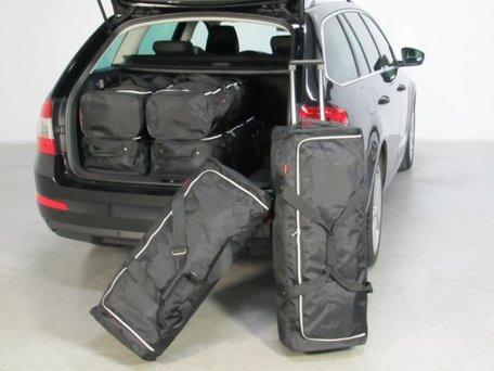 Car-Bags | Skoda Octavia III Combi | vanaf 2013 | Auto reistassen