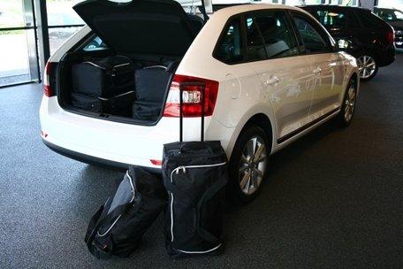 Car-Bags | Skoda Rapid Spaceback | 2013 tot 2019  | Auto reistassen