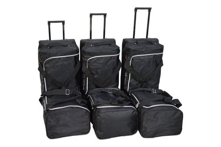 Car-Bags | Skoda Superb I | 5-deurs van 2002 tot 2008 | Auto reistassen