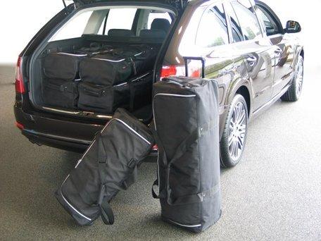 Car-Bags | Skoda Superb II Combi | 2010 tot 2015 | Auto reistassen
