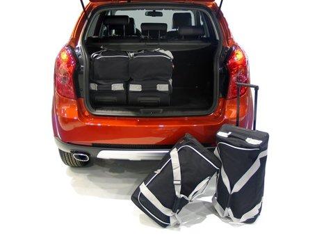 Car-Bags | Ssangyong Korando | vanaf 2010 | Auto reistassen