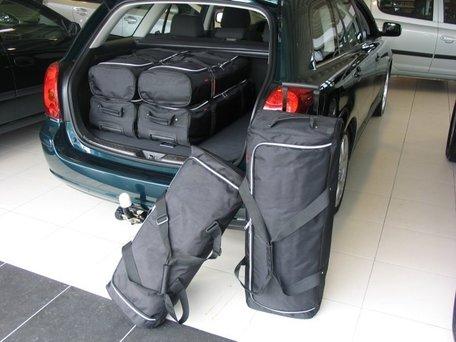 Car-Bags | Toyota Avensis II Wagon | 2003 tot 2009 | Auto reistassen